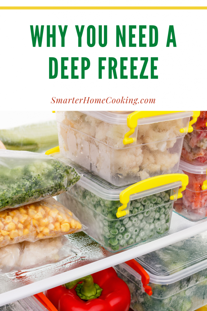 Why you need a deep freeze