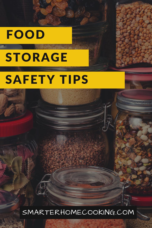 Food Storage Safety Tips